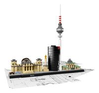 LEGO Architecture 21027 Berlijn-Vooraanzicht