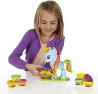 Play-Doh My Little Pony Rainbow Dash Style Salon-Afbeelding 2