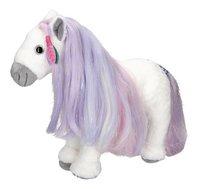 Knuffel Miss Melody paard 27 cm-Rechterzijde