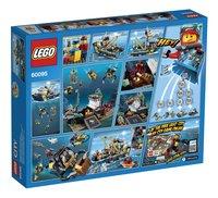 LEGO City 60095 Diepzee onderzoeksschip-Achteraanzicht