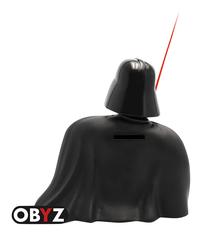 Spaarpot Star Wars Darth Vader-Achteraanzicht