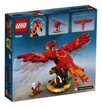 LEGO Harry Potter 76394 Felix, de feniks van Perkamentus-Achteraanzicht