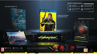 PS4 Cyberpunk 2077 Day One Edition FR-Image 1