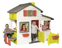 Smoby maisonnette Friends House-commercieel beeld