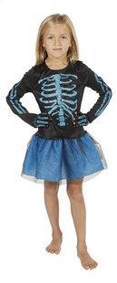 Verkleedpak skelet-Vooraanzicht