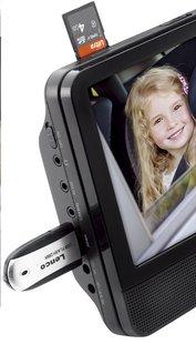 Lenco lecteur DVD portable DVP-404 9/-Détail de l'article