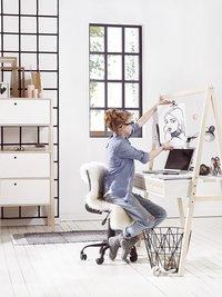 Chambre 3 éléments Bente avec bureau blanc-Image 4
