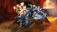 LEGO Star Wars 75199 Gevechtsspeeder van General Grievous-Afbeelding 1