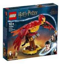 LEGO Harry Potter 76394 Felix, de feniks van Perkamentus-Linkerzijde
