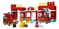 LEGO DUPLO 10593 La caserne des pompiers-Avant