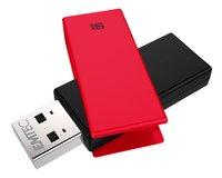 Emtec USB-stick C350 16 GB rood-Artikeldetail