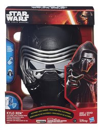 Masque Star Wars modulateur vocal Kylo Ren