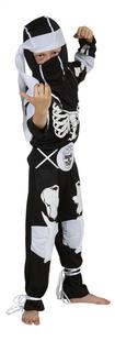 Déguisement de squelette de ninja taille 128-Image 2
