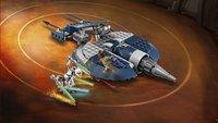 LEGO Star Wars 75199 Gevechtsspeeder van General Grievous-Afbeelding 2