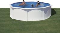 Gre piscine Fidji diamètre 3,50 m-Image 3