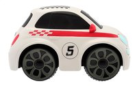 Chicco voiture RC Fiat 500 Sport-Côté gauche