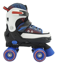 Optimum patins à roulettes bleu pointure 32/35-commercieel beeld