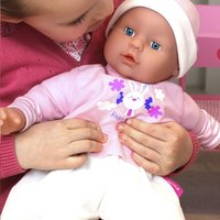 Dolls World zachte pop Talking Tilly-Afbeelding 4