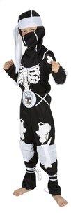 Déguisement de squelette de ninja taille 128-Avant