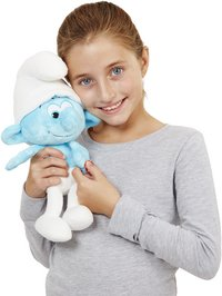 Knuffel De Smurfen Talking Feature Clumsy 30 cm