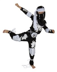 Déguisement de squelette de ninja taille 128-Image 1