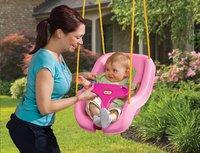 Little Tikes siège pour bébé Snug & Secure rose-Image 1