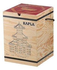 KAPLA Mallette rouge-Côté droit