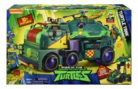 Teenage Mutant Ninja Turtles Turtle Tank 2-in-1 Mobile Ops Unit-Vooraanzicht
