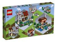 LEGO Minecraft 21161 De Crafting Box 3.0-Linkerzijde