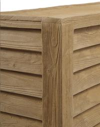 Garantia Tonneau de pluie Woody aspect bois clair 350 l-Détail de l'article
