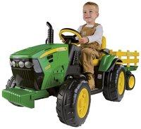 Peg-Pérego elektrische tractor John Deere Ground Force-Afbeelding 1