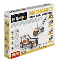 Engino Mechanics Wheels, axles & Inclined planes