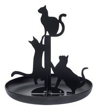 Kikkerland juwelenhouder Cats