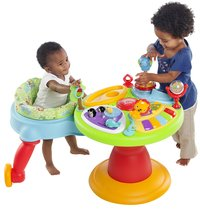Bright Starts table d'activités Activity Center Zippity Zoo 3-in-1 Around We Go!-Image 2