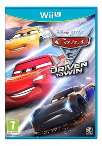 Nintendo Wii U Cars 3: Driven to Win ENG/FR