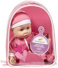 DreamLand poupée souple avec biberon
