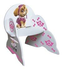 Chaise pour enfants Pat' Patrouille avec stickers