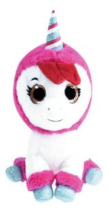 Muzikale knuffel K3 Unicorn Hanne 20 cm-Vooraanzicht