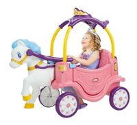 Little Tikes trotteur Princess Horse & Carriage