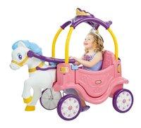 Little Tikes loopwagen Princess Horse & Carriage