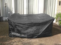 Outdoor Covers beschermhoes voor tuinset L 220 x B 220 x H 95 cm polyethyleen-Afbeelding 1