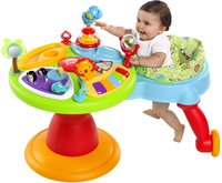 Bright Starts table d'activités Activity Center Zippity Zoo 3-in-1 Around We Go!-Image 1