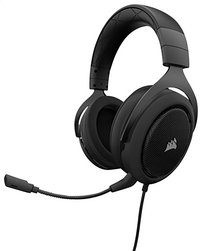 Corsair HS60 Stereo + Surround Sound gaming headset-Vooraanzicht