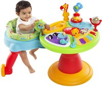 Bright Starts table d'activités Activity Center Zippity Zoo 3-in-1 Around We Go!-Image 4