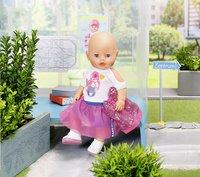BABY born kledijset City Deluxe - Robot-Afbeelding 1