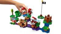 LEGO Super Mario 71382 Uitbreidingsset: Piranha Plant-puzzeluitdaging-Afbeelding 1