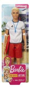 Barbie mannequinpop Careers Ken Redder-Vooraanzicht