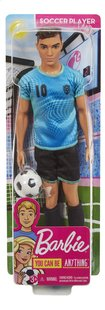 Barbie poupée mannequin  Careers Ken Footballeur-Avant