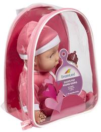 DreamLand poupée souple avec biberon-Côté gauche