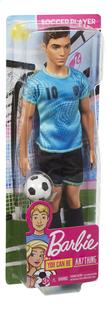 Barbie poupée mannequin  Careers Ken Footballeur-Côté gauche